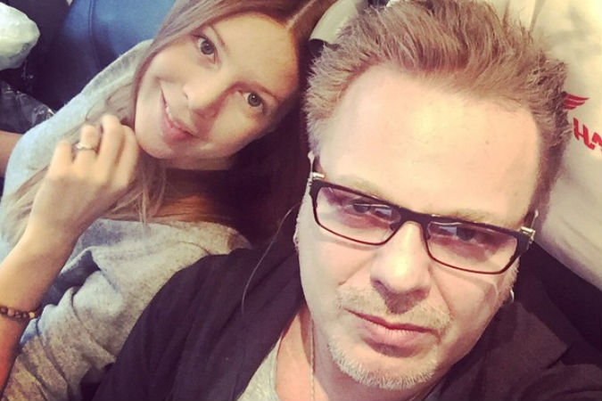 Наталья Подольская тронула душевным фото супруга ссыном наруках