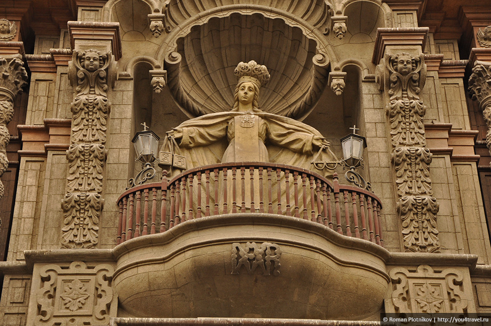 0 160cee d05f2227 orig Пасмурный мегаполис Лима   столица Перу