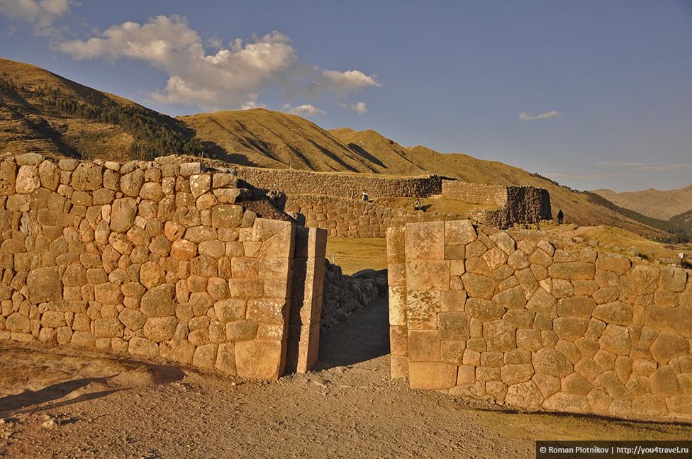 0 168d64 94014c82 orig Кориканча, Саксайуаман, Кенко, Пука Пукара и Тамбомачай в Перу