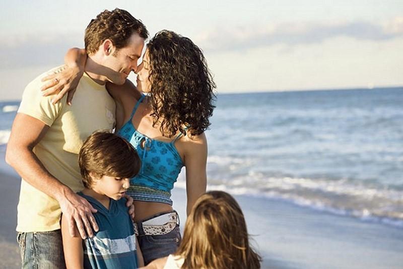 7. Правило седьмое: в отношениях родителей есть часть, в которой ребенок не участвует Никогда не заб