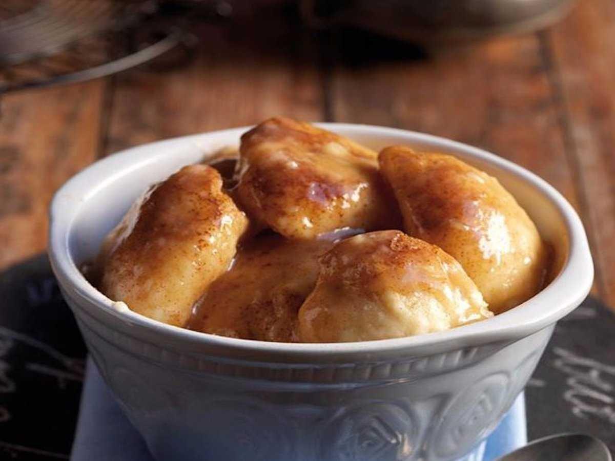 6. Соусклуитьес родом из Южной Африки — это сладкое блюдо из муки, сахара, яиц, сливочного масла и п