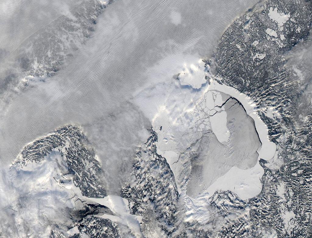 Ледовая обстановка на ладоге, онеге и финском заливе