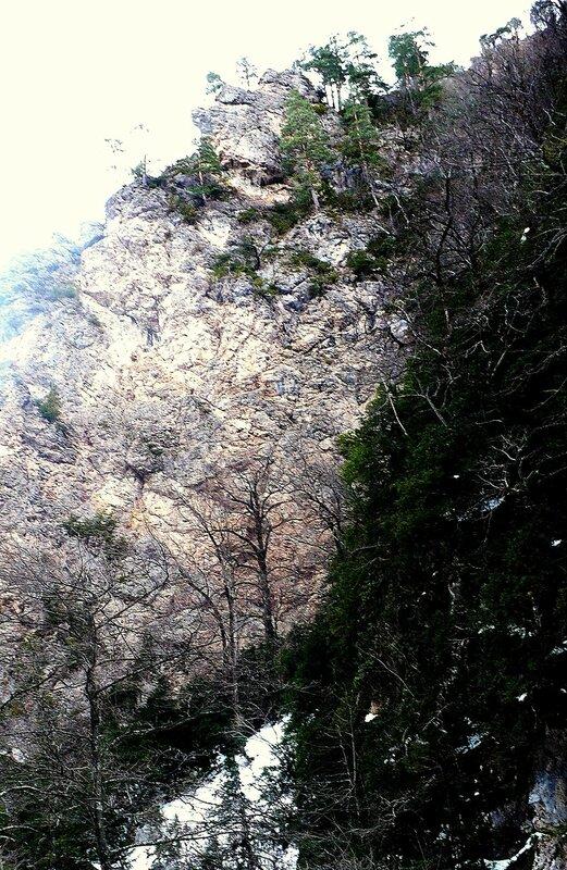 Зима, в походе, Кавказ (7).jpg