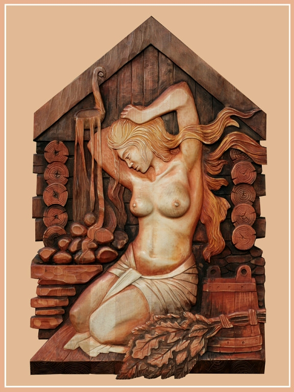Резьба по дереву. Иван Будич