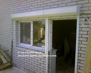 ролокассеты на окна и двери.