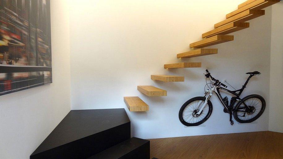 Миниатюрный дом-студия в Германии