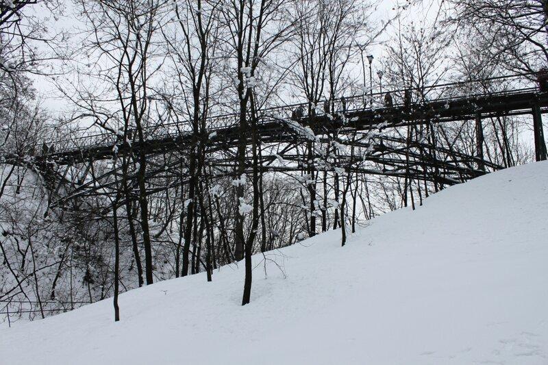 Парковый мост