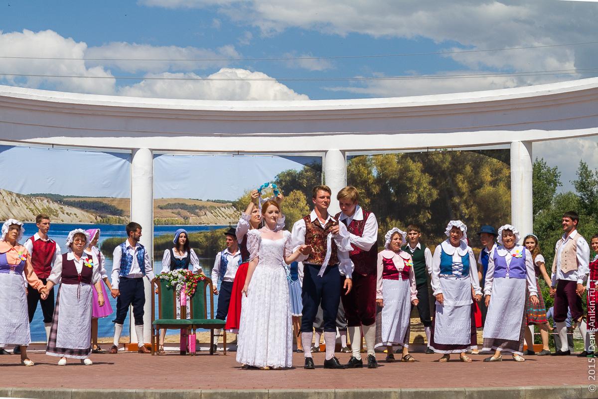 250 лет переселения немцев в Россию 22