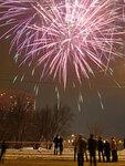 2013.01.01 Новогодний салют в Солнцево