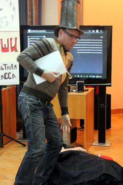 Каренин - Андрей Медведев