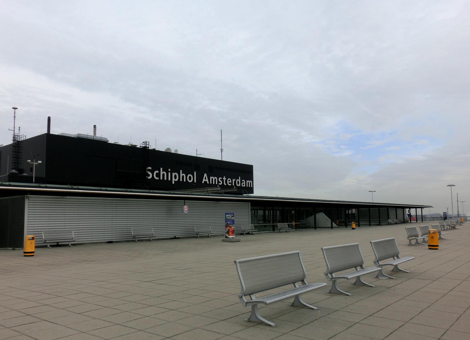 Helsingfors - Amsterdam