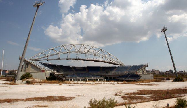 Заброшенные Олимпийские объекты по всему миру