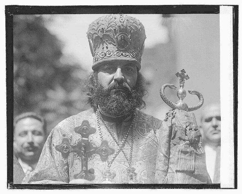 Bishop Ofiesh Aftimios 1922.