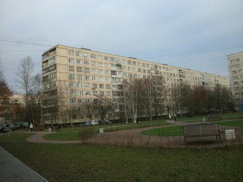 Купчинская ул. 19к2