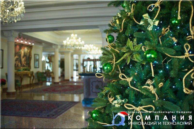 Wir wünschen Ihnen frohe Weihnachten und ein gutes neues Jahr!