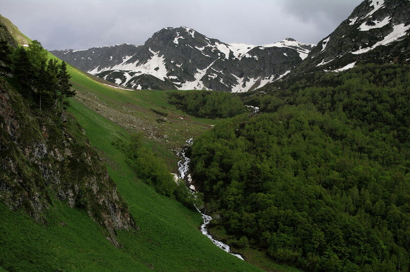Долина шхуанты.