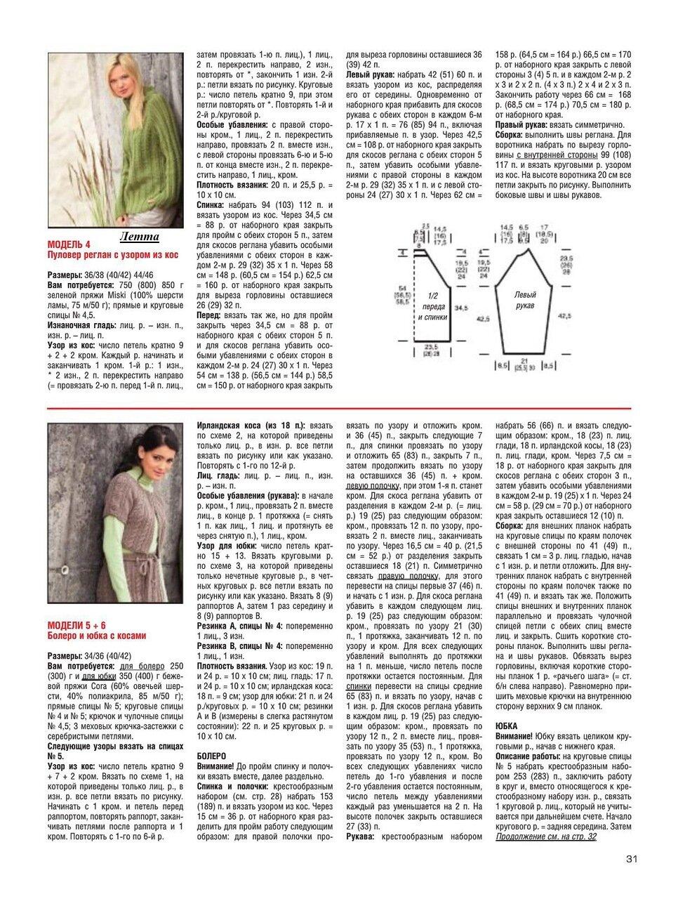 Поиск на Постиле: платья спицами реглан 2