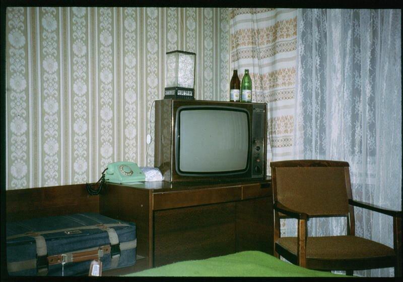 110. Номер в отеле в Иркутске.
