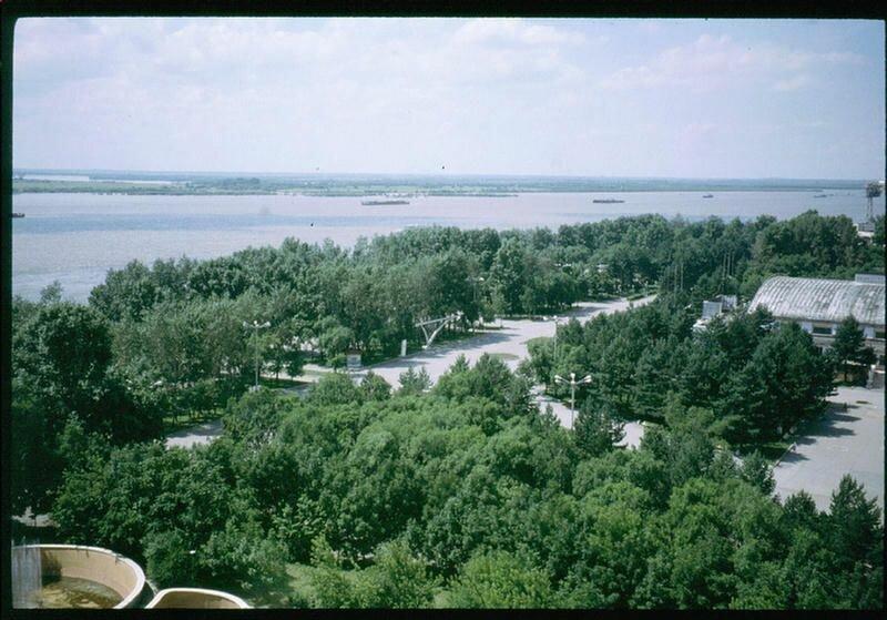 182. Панорама Хабаровска