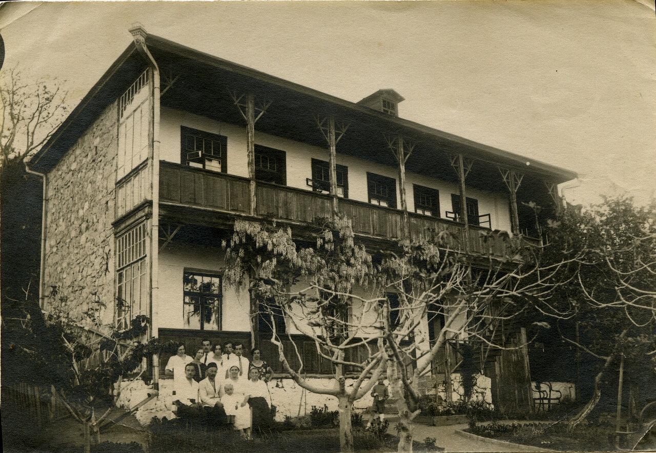 Крым, Алупка, 1926 г.