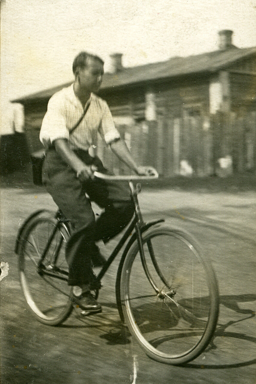 1939. И.Л. Сергеенко, автор фотографий, Дорогомилово