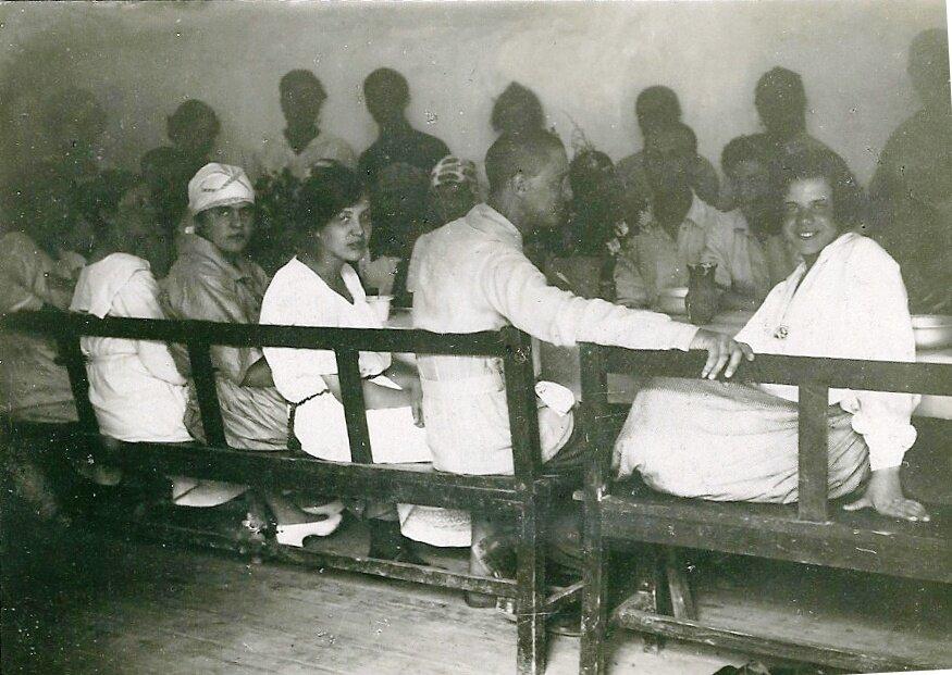 Крым. Санаторий в Бахчисарае, 1923 г.