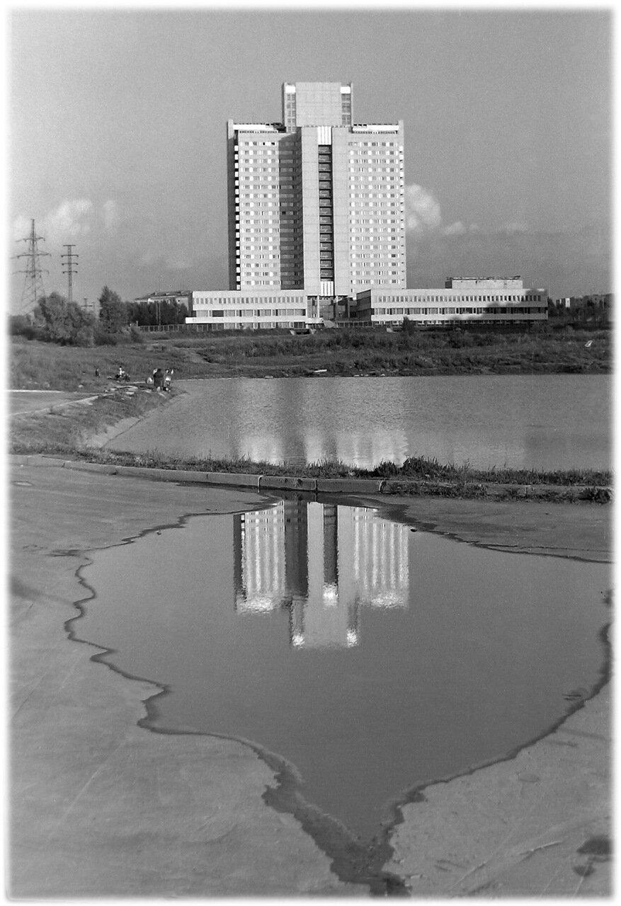 1981 г. гостиница Спорт