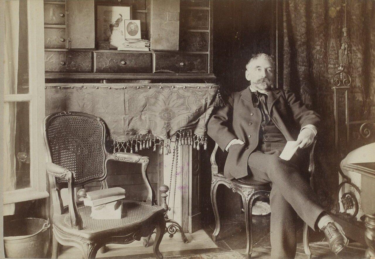 Стефан Малларме (1842–1898)