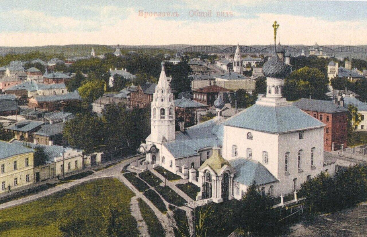 Семеновская площадь.
