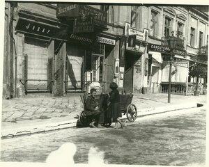 Улица Петрковска в Лодзи