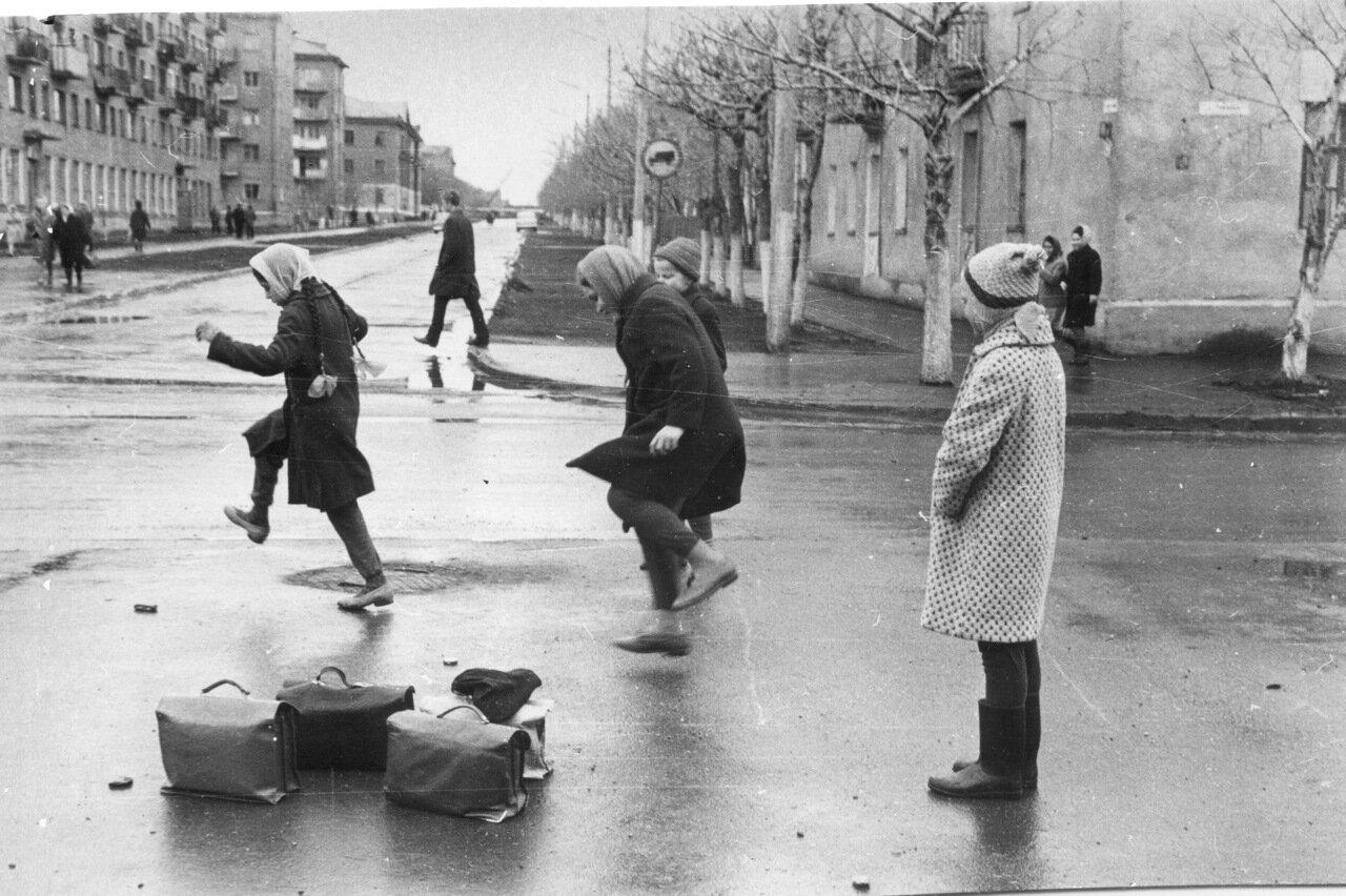 1960-е. Свободная минутка