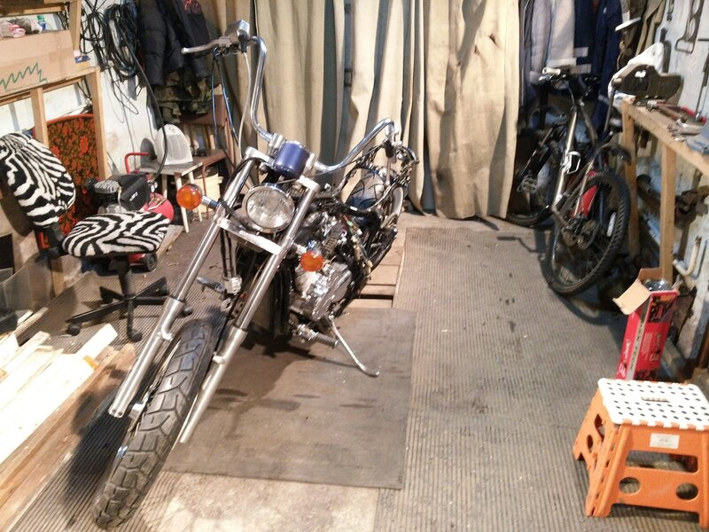 Honda Steed 400 VLX
