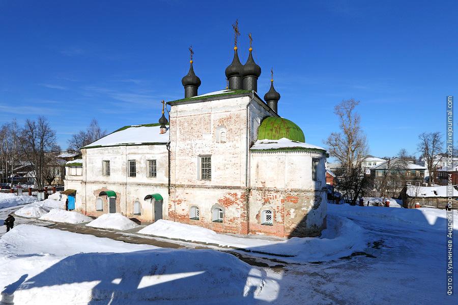 Церковь Покрова Пресвятой Богородицы в Балахне