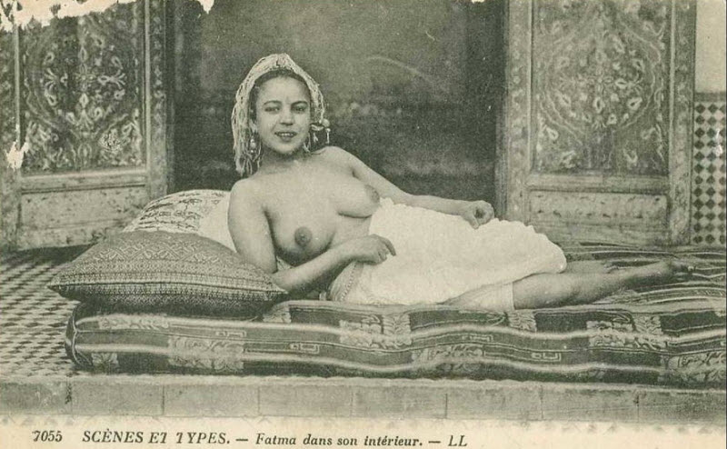 Эротика и порно во все времена