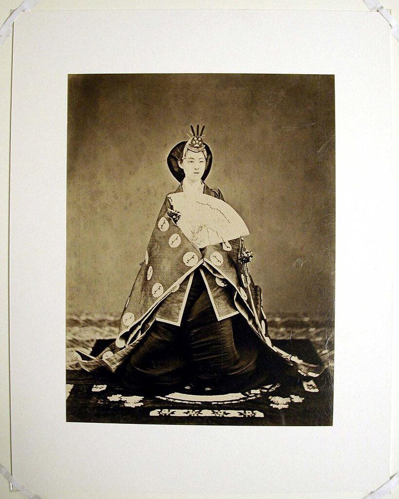 Empress Meiji, [1860 - ca. 1900
