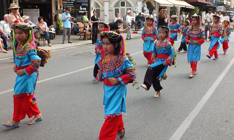 фестиваль цветов фиангмай