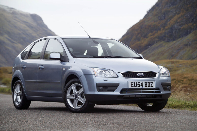 Ford Focus is Used Car of the Decade (UK)