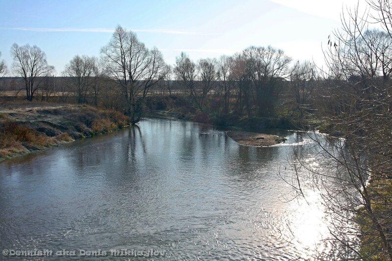 Река Воря. Мишнево.