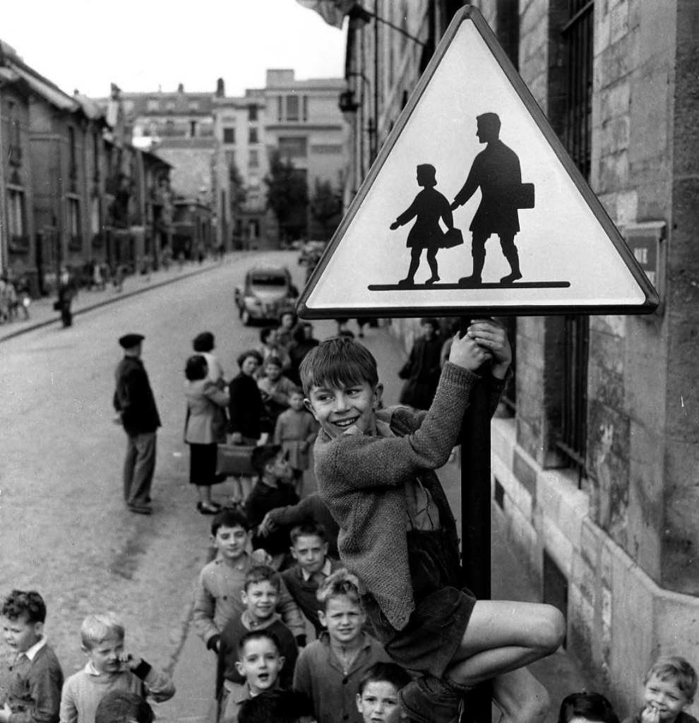 Photos by Robert Doisneau