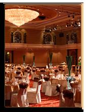 Малайзия. Куала-Лумпур. Renaissance   Hotel. Grand Ballroom