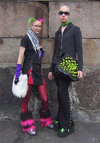 Хипстеры из Финляндии