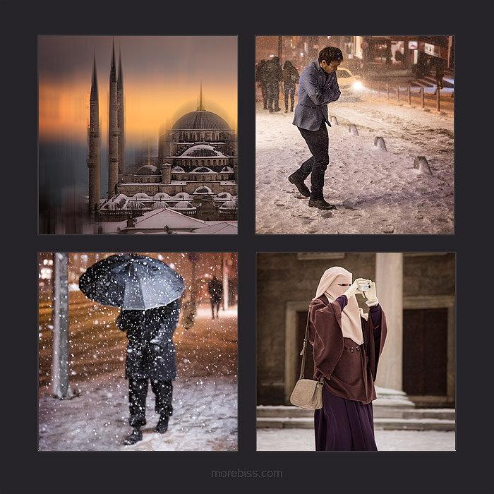 Зимний Стамбул 2013