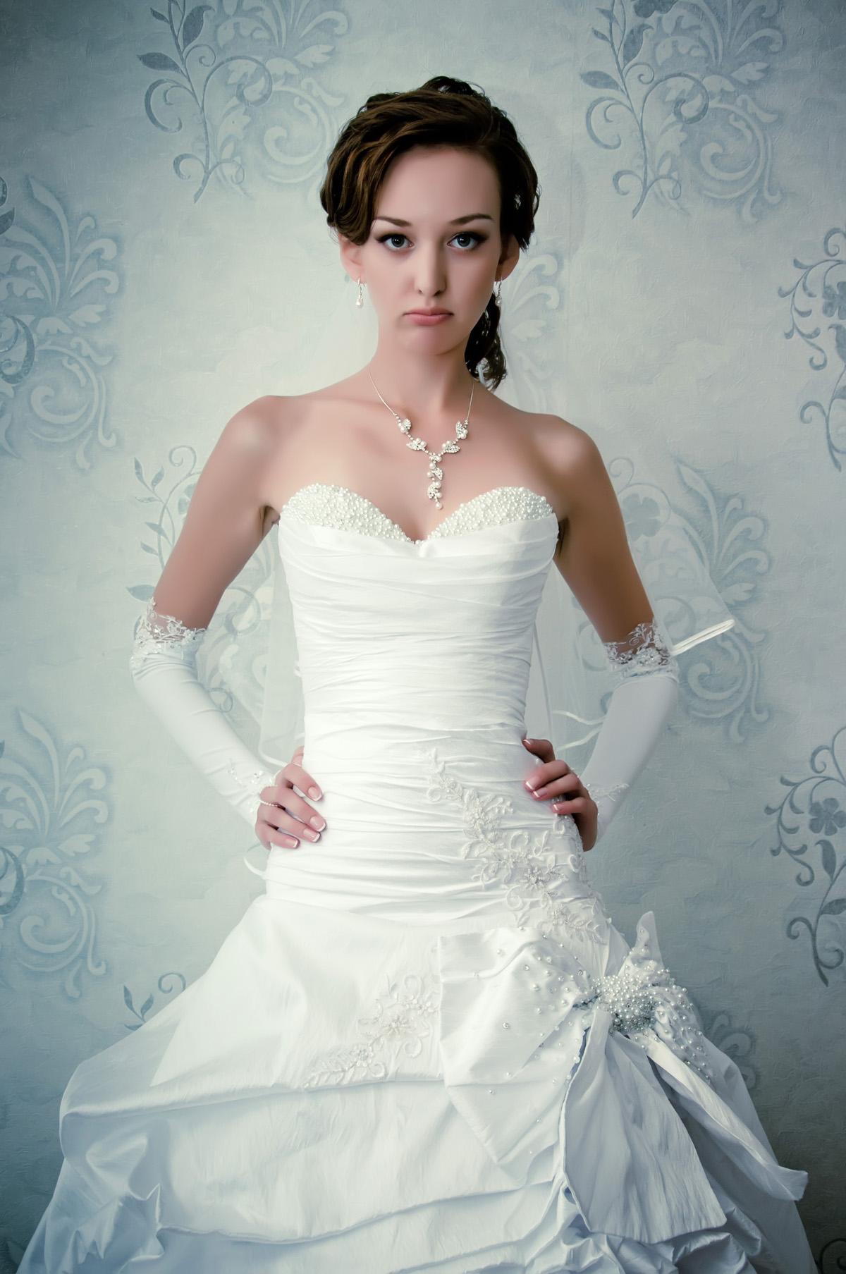 Недовольная невеста