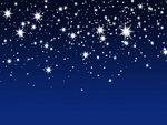Himmel mit Sternen