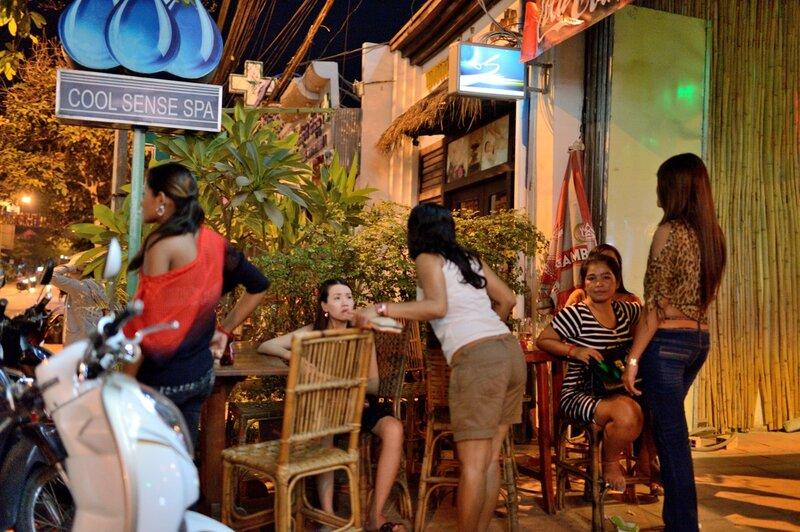 Почём шлюхи в камбоджи