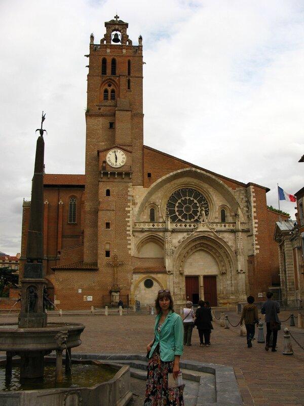 Собор Сен-Этьенн