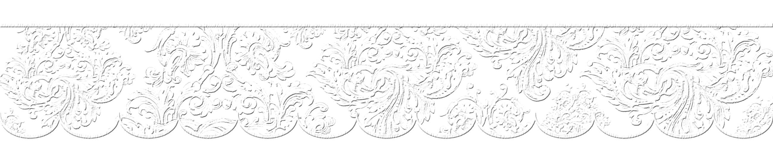 White Lace Pattern Png