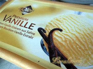 Ванильное мороженое для рецепта Джейми Оливер