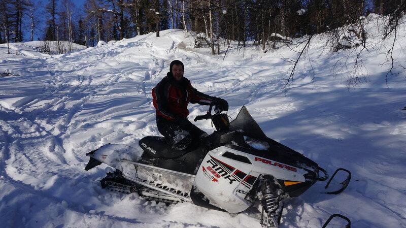 Основные характеристики мини снегоходов
