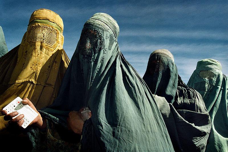 Афганистан глазами Пола Хансмена